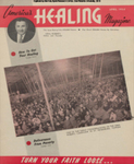 America's Healing Magazine, Volume 8, No 5; April 1954 by OREA