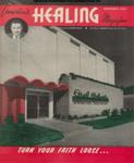 America's Healing Magazine, Volume 8, No 12; Nov. 1954
