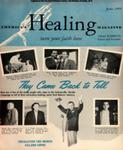 America's Healing Magazine, Volume 9, No 6; June 1955