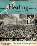 America's Healing Magazine, Volume 9, No 7; July 1955