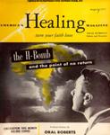 America's Healing Magazine, Volume 9, No 8; Aug. 1955