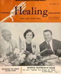 America's Healing Magazine, Volume 9, No 10; Oct. 1955 by OREA