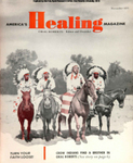 America's Healing Magazine, Volume 9, No 11; Nov. 1955 by OREA