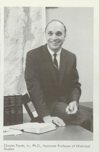 Theological Heritage of ORU: Charles Farah Jr (1926-2001)