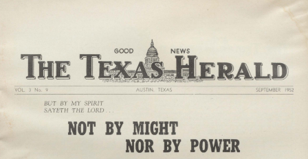 The Texas Herald