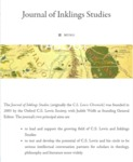 Journal of Inklings Studies