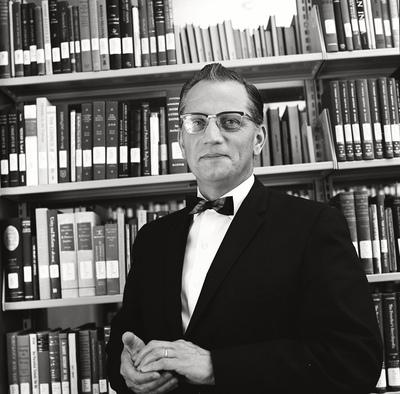 Dr. Howard M. Ervin c. 1967