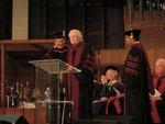 Ervin Awarded Professor Emeritus at ORU 2007 by Daniel D. Isgrigg