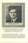 The Diary of Bishop Dan T. Muse