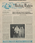 Healing Waters, Vol 02, No 08; July 1949