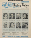 Healing Waters, Vol 05, No 02; Jan 1951