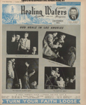 Healing Waters, Vol 06, No 1; Dec 1951 by OREA