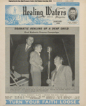 Healing Waters, Vol 06, No 02; Jan 1952 by OREA