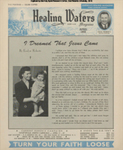 Healing Waters, Vol 06, No 05; Apr 1952 by OREA