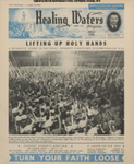 Healing Waters, Vol 06, No 08; July 1952 by OREA