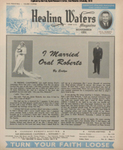 Healing Waters, Vol 06, No 12; Nov 1952