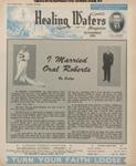 Healing Waters, Vol 06, No 12; Nov 1952