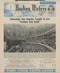 Healing Waters, Vol 07, No 02; Jan 1953 by OREA