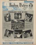 Healing Waters, Vol 07, No 03; Feb 1953 by OREA