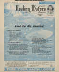 Healing Waters, Vol 07, No 04; Mar 1953 by OREA