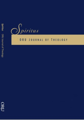Spiritus: ORU Journal of Theology